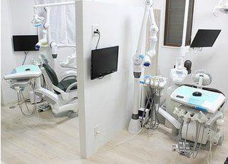 診療室になっております。