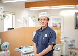 たけはら歯科クリニック 竹原 茂央 院長 歯科医師 男性