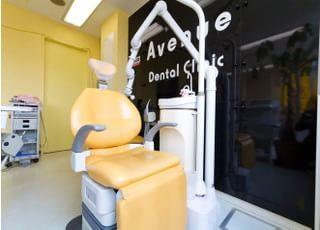 アベニューデンタルクリニック_半個室の診療室2