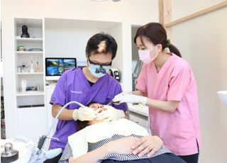 花岡歯科医院_花岡歯科は歯の「予防」を中心として治療を行っております