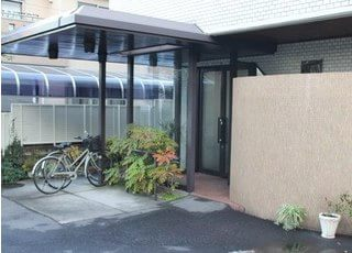 川名駅から徒歩6分とアクセス良好です。