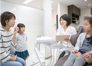いだ矯正歯科_先生の専門性・人柄2