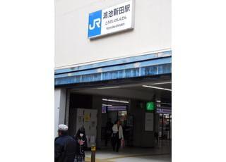 最寄りは、鴻池新田駅です。