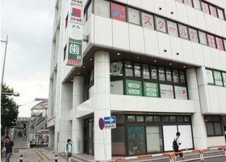 当院はビルの2階にございます。