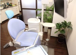 白倉歯科クリニック_イチオシの院内設備1