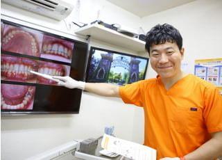 三ツ境駅前スマイル歯科治療の事前説明4