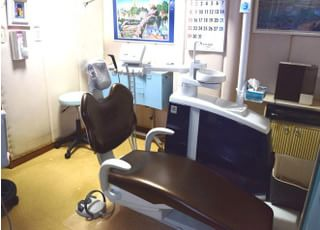 当医院はKavo社のチェアを採用しております。