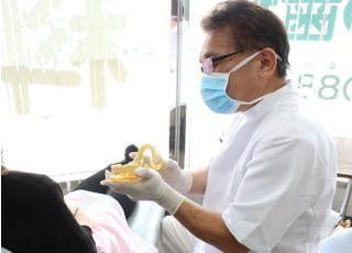 こまつ歯科医院_治療の事前説明2