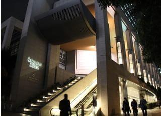ティースアート渋谷店の外観です。