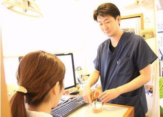 もり歯科医院_治療の事前説明1
