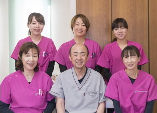 とがし歯科医院_先生の専門性・人柄2