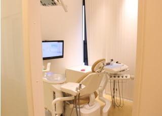 ブリリア大井町ラヴィアンタワー歯科クリニックイチオシの院内設備1