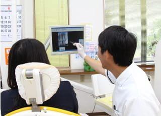 たけお歯科_治療の事前説明1