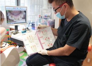 八丁堀みらい歯科_治療の事前説明2