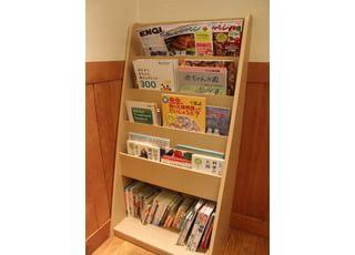 各種雑誌をご用意しております。