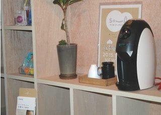 コーヒーサーバーも御用意させて頂いております。