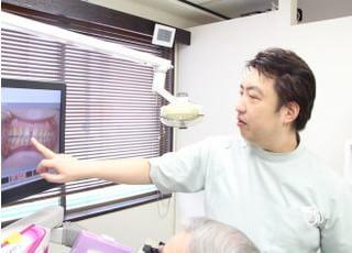 田中歯科医院治療の事前説明1