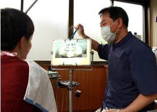 森田歯科医院_治療の事前説明2