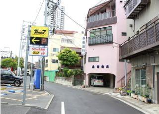 森田歯科医院_アクセスが便利4
