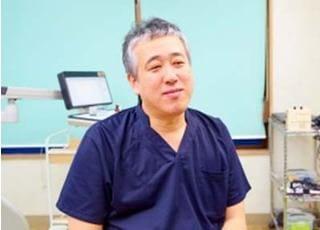 かさい歯科医院/神奈川県川崎市 河西 衛司 院長 歯科医師 男性