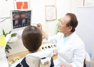 松下歯科医院_治療の事前説明3