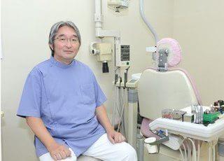院長の池田 尚弘です。患者様のご要望をしっかりとお伺いいたします。