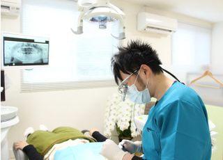 かすやま歯科クリニック_治療時間に対する取り組み1
