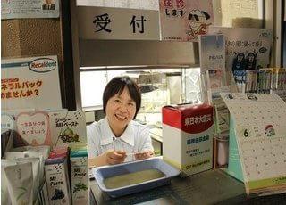 アットホームで笑顔が素敵なスタッフがお待ちしております。