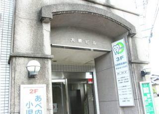当院は3階にございます。