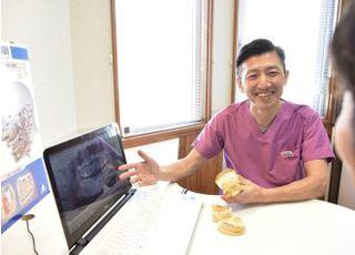 竹内歯科医院_治療の事前説明1