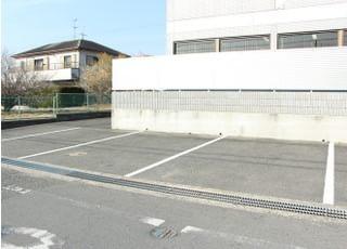 駐車場もご用意しています。