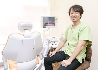 ひしだ歯科クリニック ホワイトエッセンス吹田 望月 一希 院長 管理者 男性