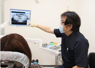 プラーザ駅前歯科クリニック_基本的な治療について