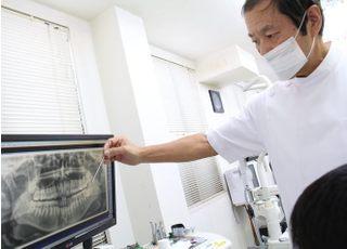 木村歯科医院治療の事前説明1