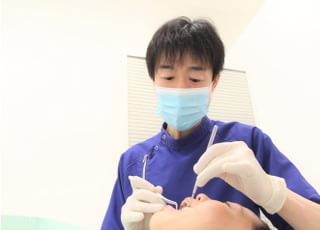 さやま歯科クリニック_リラックスして治療が受けられる環境です