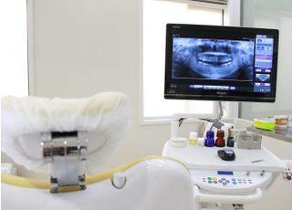 勝畑歯科医院痛みを抑えた虫歯治療1
