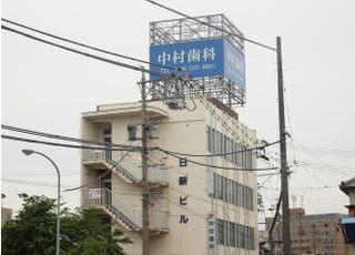 駅前にございますので、どなた様も来院しやすい歯科医院になっております。