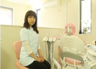 にしむらデンタルクリニック 西村知佐子 院長 歯科医師 女性