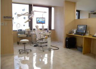 聖美歯科_患者様にリラックスしていただける診療空間