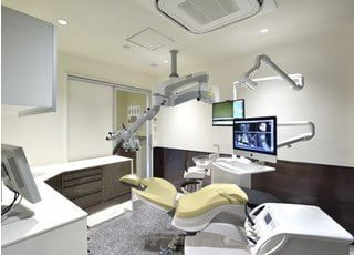 3階診療室です。どんなお悩みもご相談ください。