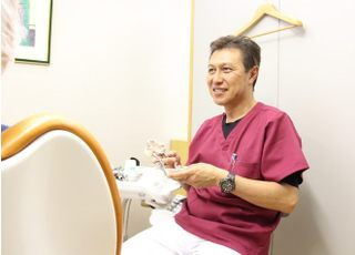 赤坂歯科診療所(千代田区 永田町駅)_治療の事前説明1