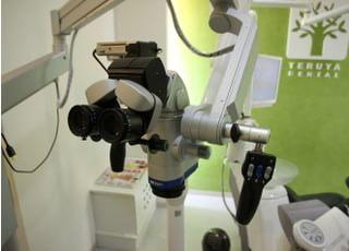 てるや歯科_イチオシの院内設備2
