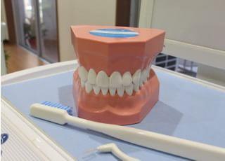 つくしの歯科_患者さまの協力が必要だからこそ、モチベーションを高めることも重視しています