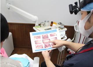 高橋歯科医院_患者様に落ち着いて治療を受けていただくための配慮