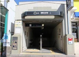 最寄り駅は瑞穂区役所駅です。