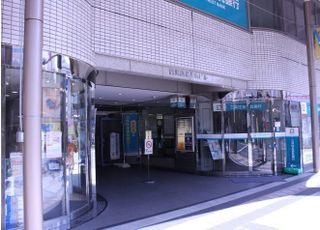 鹿児島金生町ビルの一階に当院はございます。