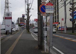 バスをご利用の方は長尾変電所でお降りください。