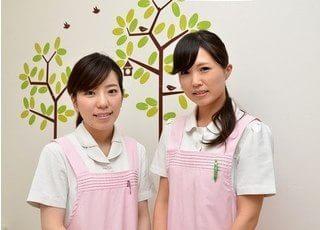 スマイル歯科のスタッフです。笑顔でお待ちしております。