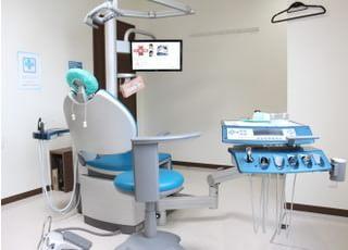フォレスト歯科口腔外科クリニックイチオシの院内設備1