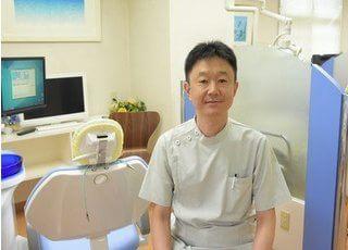 副院長です。小児歯科を担当しております。